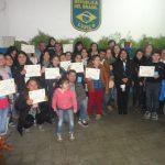 Desarrollaron Taller de Familias Fuertes en Escuelas Brasil y Ernesto Castro de Curicó