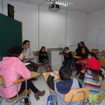 PRM Llapem efectuó taller de teatro de títeres