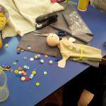 Efectuaron taller de arteterapia para jóvenes del PRM Unamos Las Manos