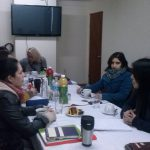 Profesionales del DAM Linares recibieron capacitación sobre Convención Internacional de los Derechos de Infancia