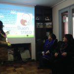 PRM Unamos Las Manos ofreció taller a educadoras de trato directo