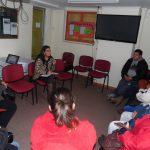PRM Llapemn desarrolló taller de acogida a familias