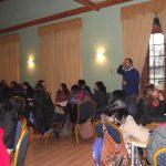 Comenzó curso sobre estrategias de Intervención Familiar en Situaciones de Riesgo  y Vulneración de Derechos de Niños, Niñas y Adolescentes