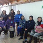 PRM Suyai realizó talleres para adultos responsables