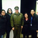 Directora del DAM Curicó participó en Simposio sobre procedimientos prácticos aplicados a la infancia y adolescencia