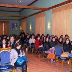 DAM Kelluwün sostuvo reunión de coordinación con Consejeros Técnicos del Tribunal de Familia de Talca