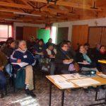 Desarrollan taller para dirigentes rurales en el ámbito del fortalecimiento cívico y potenciación de habilidades dirigenciales