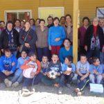 Área Desarrollo Sustentable efectuó una gira técnica de artesanía lanas