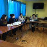 CICLOS Consultores efectuó supervisión de casos a equipo del DAM Linares