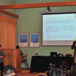 DAM Kelluwün ofreció charla sobre maltrato infantil a alumnos del CFT San Agustín de Talca