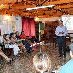 Fundación CRATE desarrolló jornada de evaluación y planificación
