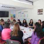 PRM Llapemn sostuvo reunión con residencias proteccionales