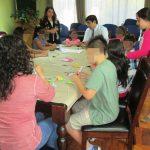 PRM Feyentún organizó talleres de verano para usuarios