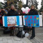 Programa de Reparación al Maltrato Suyai marchó por los derechos del niño