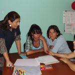 Área de Desarrollo Sustentable de Fundación Crate presentó metodología de trabajo del proyecto GLRRD en la región del Maule