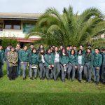 Liceo Carlos González realizó charla sobre Bullying y actividad de compromiso de los alumnos  con el curso
