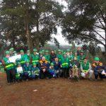 Vecinos de Huelón concluyeron con éxito taller de emergencias