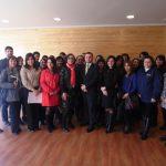 Fundación Crate realizó Reunión de Alta Dirección Técnica de Evaluación Intermedia