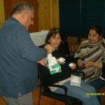 DAM de Curicó hizo balance junto al Juzgado de Letras y Garantía de Licantén por servicio prestado