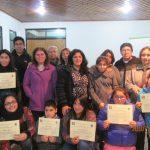 Equipo técnico del Programa Feyentún participa en reunión de coordinación con Tribunal de Familia de Curicó