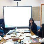 Equipo Técnico de PRM Llapemn participó en análisis de casos realizado por Consejera Técnica del Tribunal de Familias