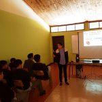 Alumnos del Liceo Carlos González Cruchaga conocieron los detalles de la Ley Zamudio