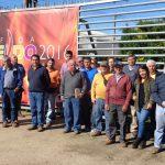 Profesionales y usuarios del proyecto Nodo Leña participaron en la Feria Internacional de Dendroenergía de la Araucanía