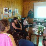 Profesionales del PPF Nanihue se capacitaron en enfoque de género