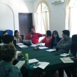 Profesionales del PRM Feyentún realizaron actividad de Capacitación y Análisis de Caso