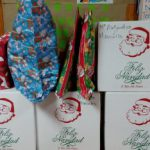 Equipo del PPF Nanihue entregó aporte navideño a familias usuarias