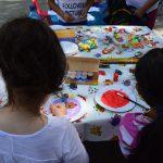 Área Infancia y Familia de Curicó celebró los 40 años de Fundación CRATE con actividad recreativa