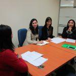 Profesionales del PRM Ayún y DAM Curicó participaron en una reunión de coordinación con el Juzgado de Familia de Curicó