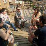 Profesionales del PPF Nanihue realizaron jornada de autocuidado en Iloca