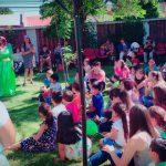 Niños y niñas del PRM Llapemn celebraron navidad