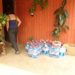 Área de Desarrollo Sustentable entregó ayuda a vecinos de Barba Rubia