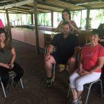 Equipo del DAM Curicó realizó jornada de autocuidado