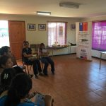 Profesionales del PPF Nanihue participaron en reunión de la Red Chile Crece Contigo de Sagrada Familia