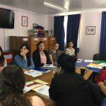 PRM Kümelkan realizó nivelación de contenidos a nuevos profesionales