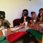 PRM Suyai realizó taller de resignificación con títeres