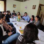Profesionales del PIE Linares fueron supervisados en Instrumento de Evaluación NCFAS G+R
