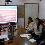 DAM Kelluwün realizó reunión de coordinación con equipo técnico del programa FAE PRO
