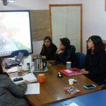 DAM Kelluwün realizó reunión de coordinación con equipo técnico del programa Abriendo Caminos