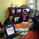 Ejecutivos del AOI participaron en jornada de inducción de procesos financieros