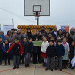 Fundación CRATE lanzó proyecto FPA en localidad de Lihueno