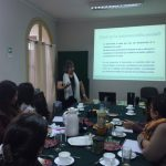 DAM Curicó realizó autocapacitación sobre familia y ruralidad