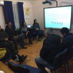 PRM Kümelkan ejecutó taller de parentalidad responsable
