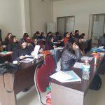 Profesionales del PRM Nehuen participaron en jornada de capacitación