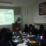 DAM Curicó realizó capacitación sobre violencia de género