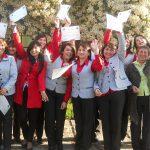 OTEC CRATE Capacita obtuvo certificación en norma chilena 2728: 2015