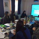 PRM Kümelkan realizó autocapacitación sobre resiliencia